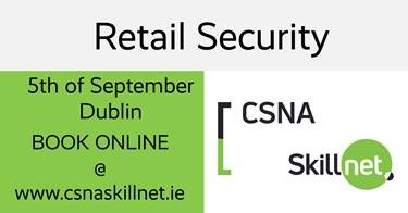 Retail Security 5th Sept