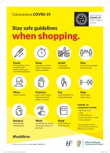 Shopping Guidelines June 2020